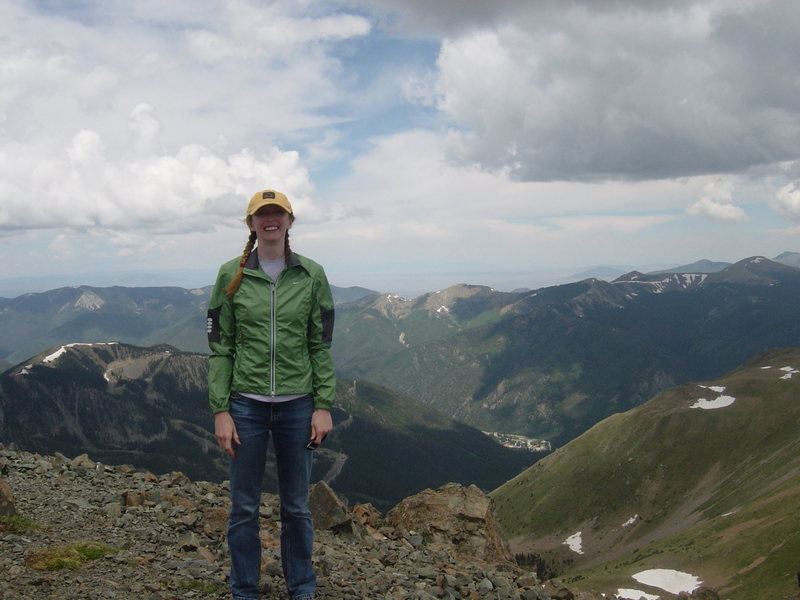 Rock Climbing Photo: Wheeler peak