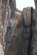 Rock Climbing Photo: So many choices!