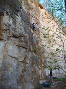Rock Climbing Photo: starting up wermacht stable
