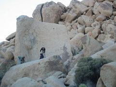 Rock Climbing Photo: B.L.