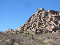 Rock Climbing Photo: Electric Parade