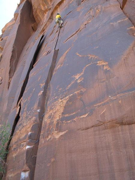 Rock Climbing Photo: DO WORK