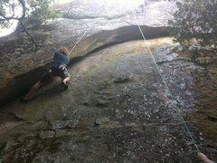 Rock Climbing Photo: ozone at the boyscout rocks  by Ed Dees