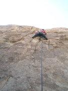 Rock Climbing Photo: Somewhere in J-Tree