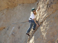 Rock Climbing Photo: Love Gas, 5.10a