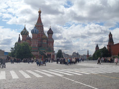 Rock Climbing Photo: Red Square and St Basil's Cathedral