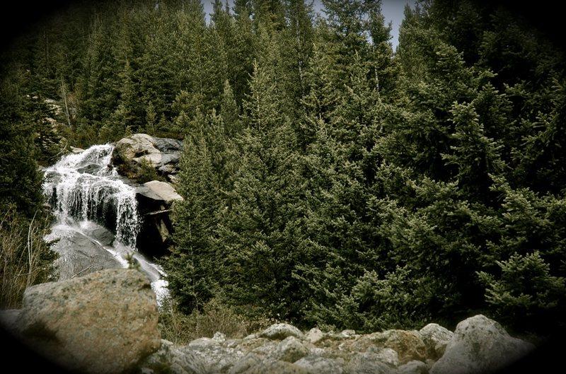 Rock Climbing Photo: Summer, 2010.