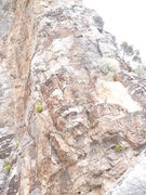 Rock Climbing Photo: Found several moderate looking sport climbs on thi...