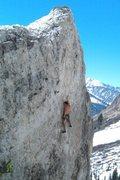 Rock Climbing Photo: social realism
