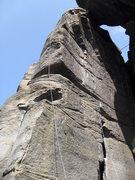 Rock Climbing Photo: Love Bug HVS