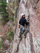 Rock Climbing Photo: Shot from Dandi-Line.