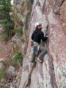 Rock Climbing Photo: Shot from Dandi-Line.