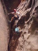 Rock Climbing Photo: Back at it.