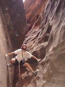 Rock Climbing Photo: Nice moves!