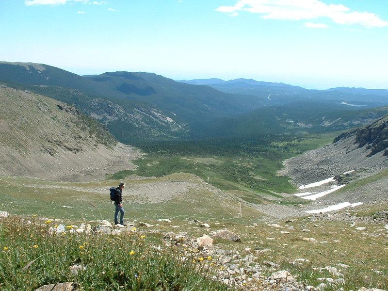 Buchanan Pass