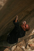 Rock Climbing Photo: Dan Michels moving through the sharp and classic J...