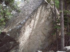 Rock Climbing Photo: Crystal Meth Arete.