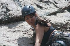 Rock Climbing Photo: 6-12/13-10