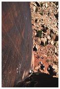Rock Climbing Photo: binou's from the chains