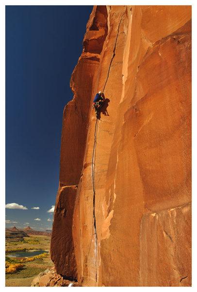 Love this climb!