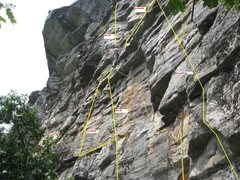 Rock Climbing Photo: You know, looking at the photos in both Williams' ...