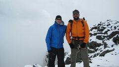 Rock Climbing Photo: Doug and I