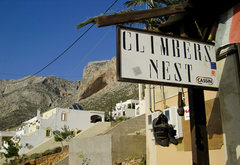 Rock Climbing Photo: Climbers Nest:  Located in Armeos, just under Gran...