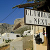 Climbers Nest:  Located in Armeos, just under Grande Grotta.  A great place to meet climbers, find partners and get beta.