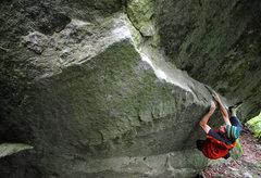 Rock Climbing Photo: Blade  Photo: Scott Pick