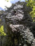 Rock Climbing Photo: Stampede