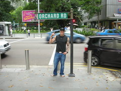 Rock Climbing Photo:   Orchard Road, Singapore.