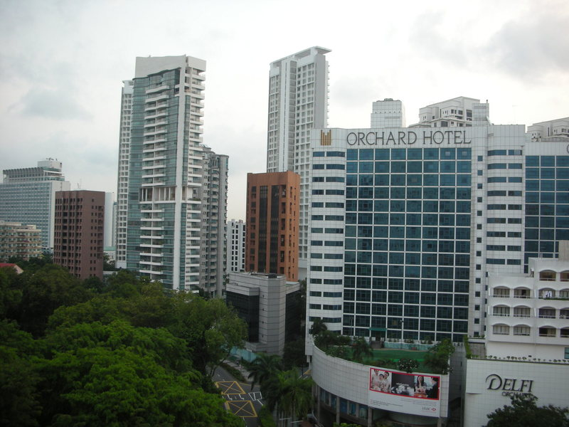 Orchard Towers, Singapore