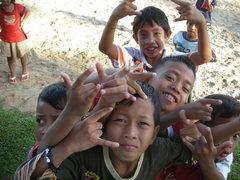Kids in Balikpapan