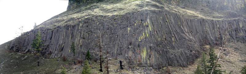 Rock Climbing Photo: The Bend, Tieton River Canyon