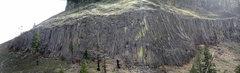 Rock Climbing Photo: The Bend, Tieton River Canyon
