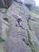 Rock Climbing Photo: Mike L.