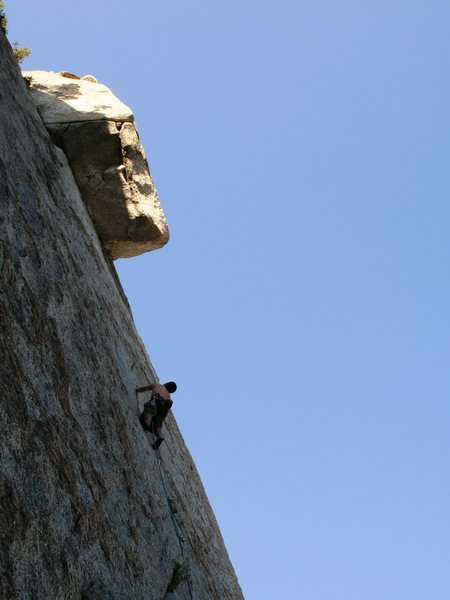 Rock Climbing Photo: dreaming of coffins