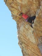 Rock Climbing Photo: Josie Becker on El Torito.