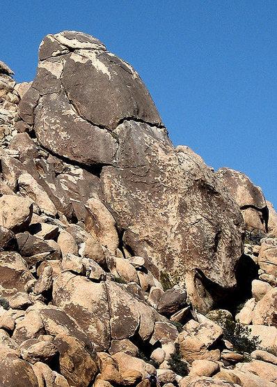 "Rock Climbing Photo: ""The Iron Sausage"". Photo by Blitzo."