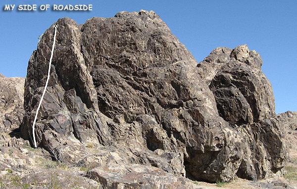 "Rock Climbing Photo: ""My Side of Roadside"". Photo by Blitzo."