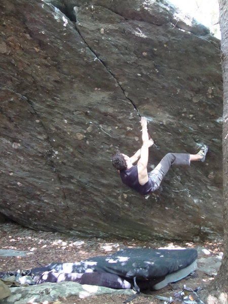 Rock Climbing Photo: Fulgora V8.