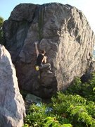 Rock Climbing Photo: Highland Highball