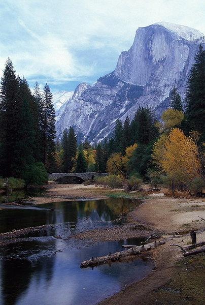 Rock Climbing Photo: Half Dome - Yosemite NP