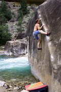 """Rock Climbing Photo: This is probably better known as """"the Angler&..."""
