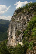 Rock Climbing Photo: Love this view, love Linville Gorge!