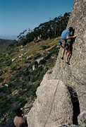 Rock Climbing Photo: Lion's Head, the Cape