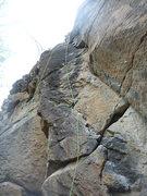 Rock Climbing Photo: Crawdad canyon