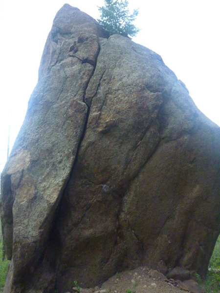 Rock Climbing Photo: Mt.Herman boulders