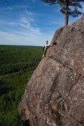 Rock Climbing Photo: Michigan's UP
