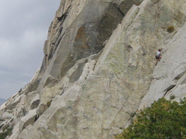 Rock Climbing Photo: Gordo's original